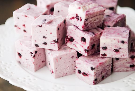 huckleberry fudge recipe | use real butter