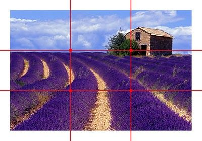 Regola dei terzi - corso di fotografia ~ Fotografia Artistica Blog G. Santagata