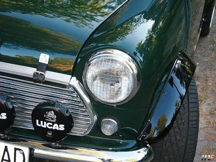 53 best mini cooper 1300 images on pinterest mini for Ferman motor car company