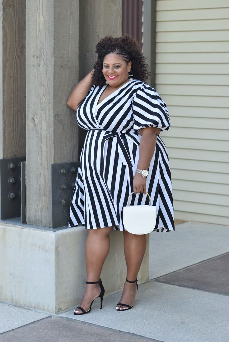 Plus Size Fashion for Women #plussize - The Real Sample Size