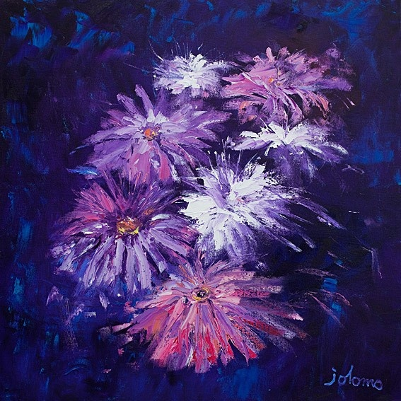 Art Prints Gallery - Big Blooms (Limited Edition), £195.00 (http://www.artprintsgallery.co.uk/John-Lowrie-Morrison/Big-Blooms-Limited-Edition.html)