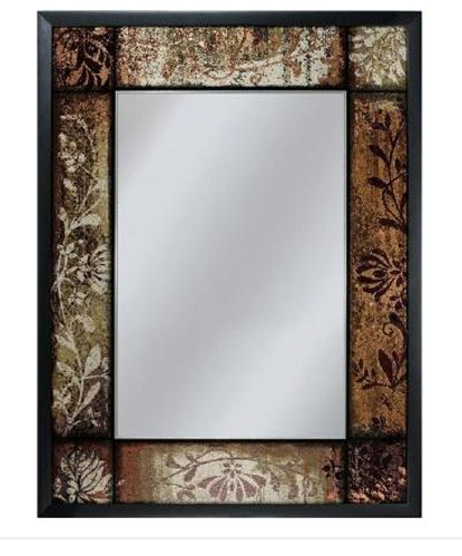 Oiled Bronze Mirrors For Bathroom