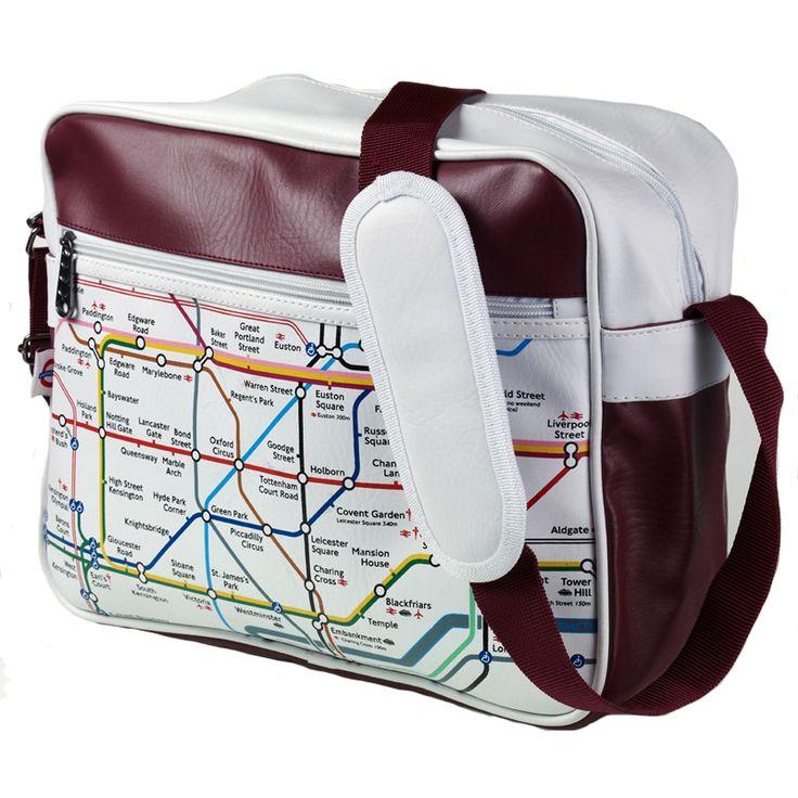 Underground Map Shoulder Bag 10 best London