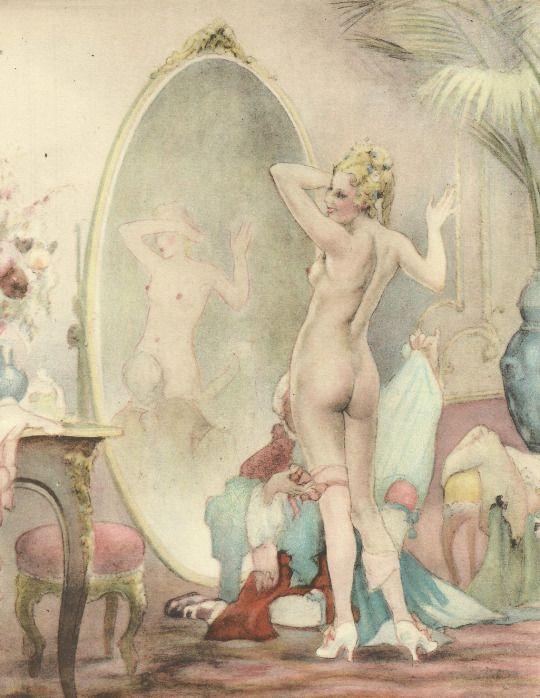 english erotic art