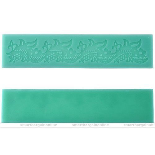 lace applique molds for cakes