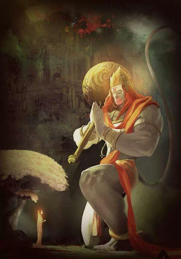 Jai Hanuman gyan gun sagar....