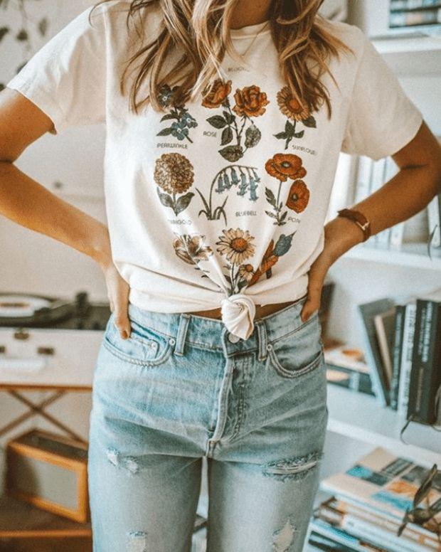 Esta tendência da moda está apertando seu estilo? Temos uma solução   – Outfit ideen