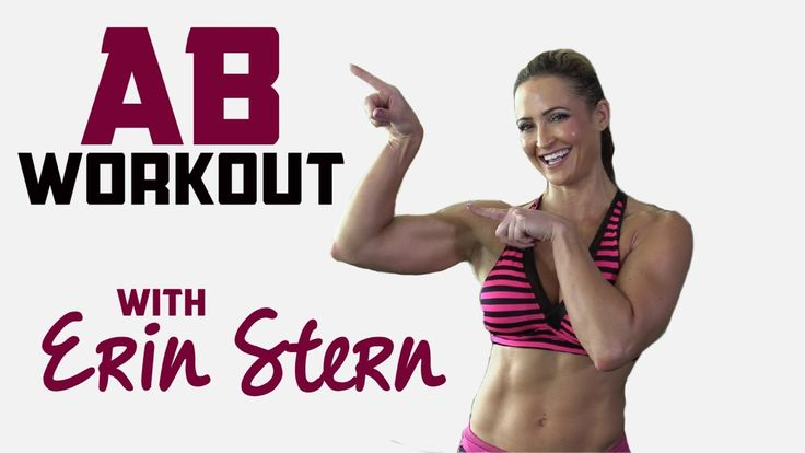 Erin Stern Abs Workout. Watch how the 2x Ms Figure Olympia Champion trains her body to get amazing abs. If you want strong 6-pack abs, this is exactly how yo...