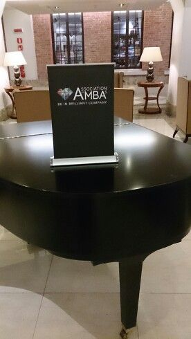 AMBA style in Venice. #ambaglobal 2016