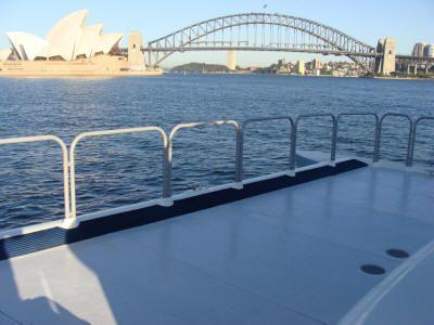 MV Coast - Luxury Boat Charter Sydney Harbour- Sydney Wedding Cruises   Choice Charters