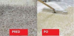 Tento lacný trik úplne zmení vaše koberce: Zmiznú aj škvrny, ktoré ste nevedeli odstrániť celé roky a koberec bude doslova žiariť!
