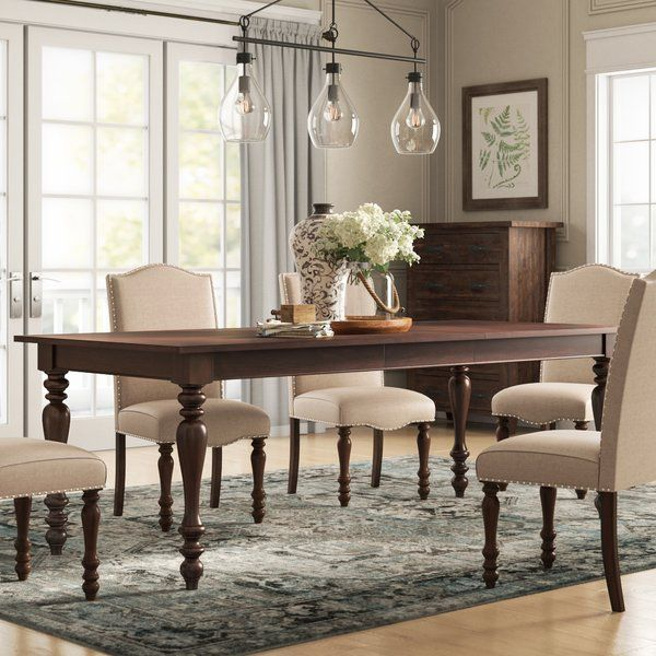 Birch Lane Heritage Calila Extendable Dining Table Reviews