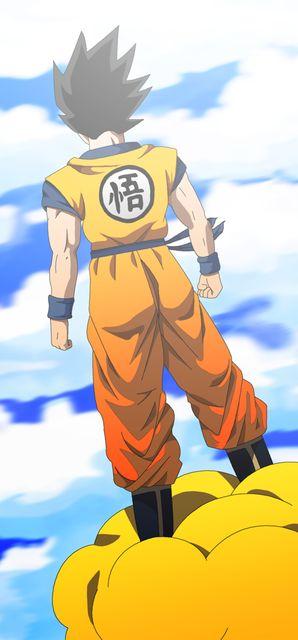 Goku, nuvem voadora