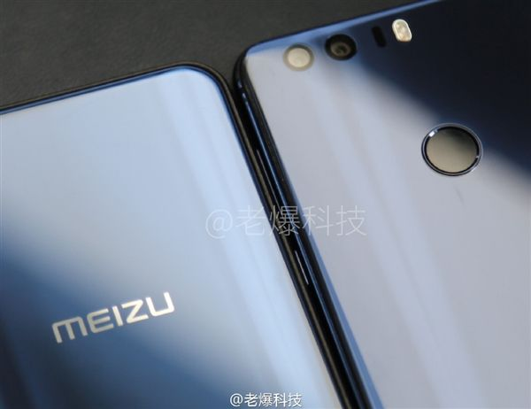 Alleged Meizu X Gets Compared To Honor 8, New Images Leak #android #google #smartphones