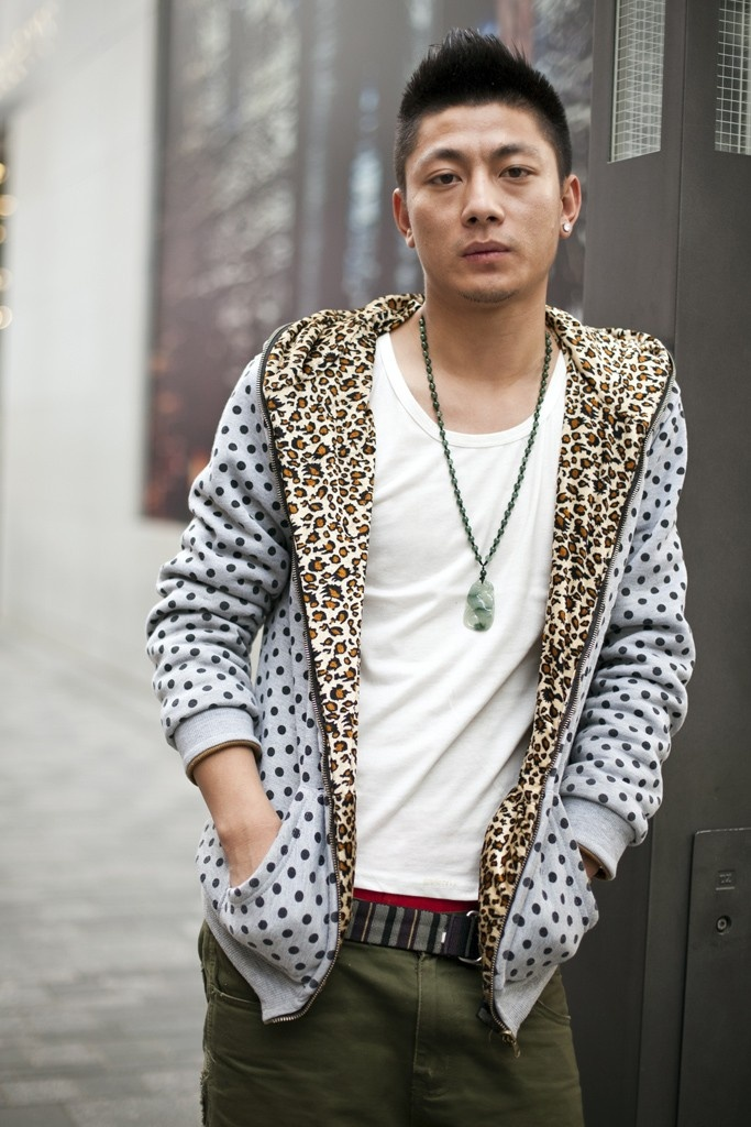 They Are Wearing: Beijing's Sanlitun Village - Slideshow - WWD.com