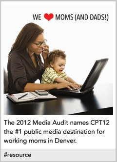 We <3 Moms and Dads! #CPT12 #annualreport