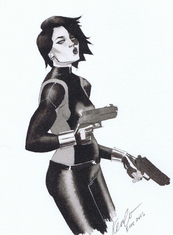 Domino by Kevin Wada *