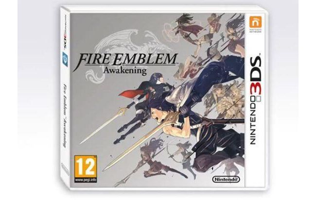 fire emblem - 3ds - nuevo!!