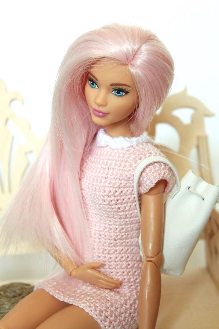 explore sewing barbie clothes
