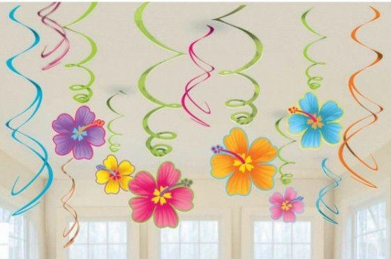 wiosenne dekoracje - ozdoby wiszące