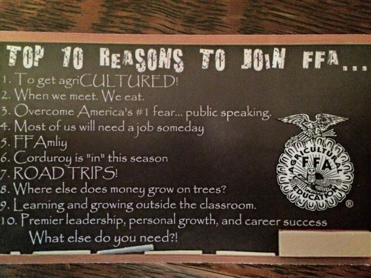 """Join FFA!"" FFA MAKES ME SO HAPPY. :)"