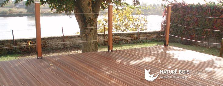 Vous ne connaissez pas encore le bois Massaranduba ? Alors découvrez sans plus attendre la nouvelle tendance en essence bois pour terrasse.