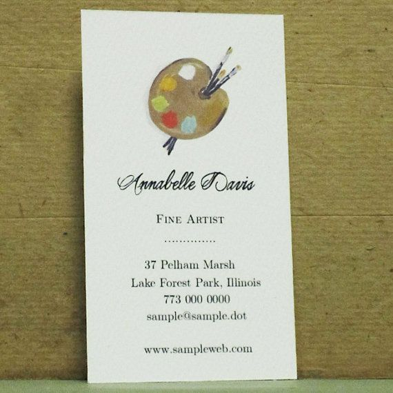 Love the artists palette business cards signs and logos with love the artists palette business cards signs and logos with flair pinterest business cards email web and business colourmoves