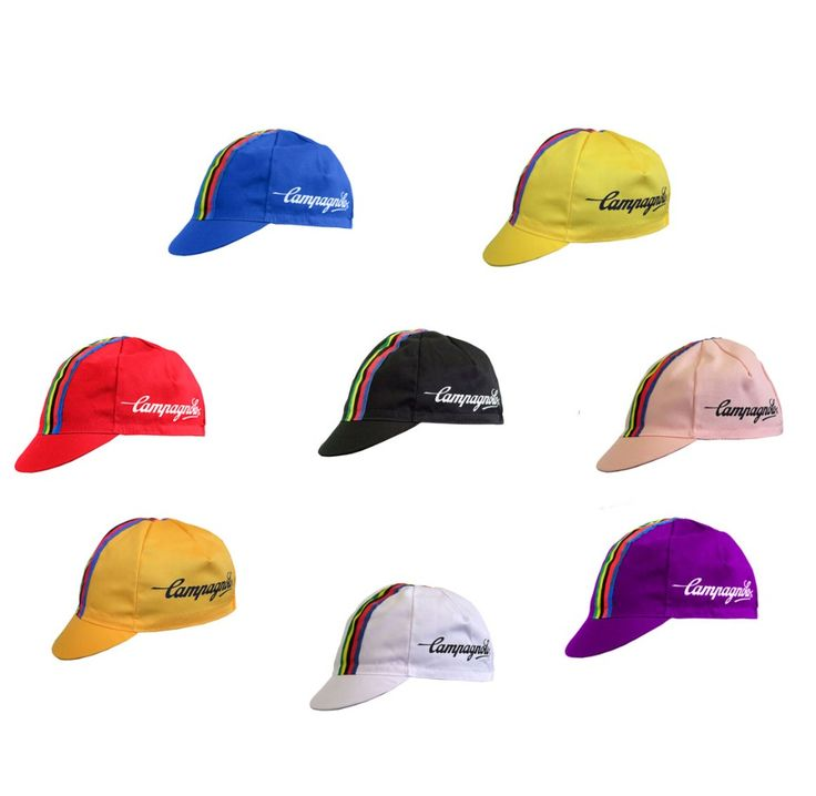 Campagnolo Retro Classical Pro Team Cycling Cap Bike Bicycle Outdoor Sport  caps fixed gear cap APIS