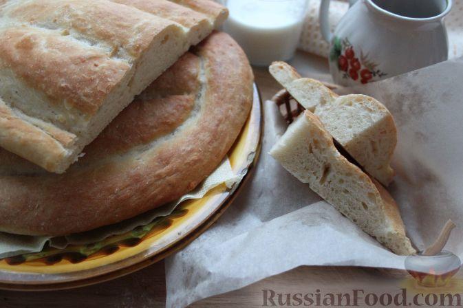 Рецепт: Армянский хлеб матнакаш на RussianFood.com