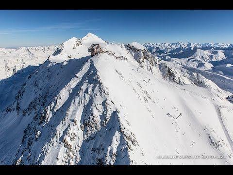 Téléphérique du Pic Blanc - Alpe d'Huez - Archives - YouTube
