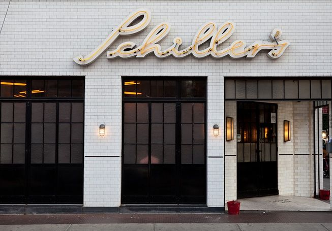 Schiller's Liquor Bar | New York