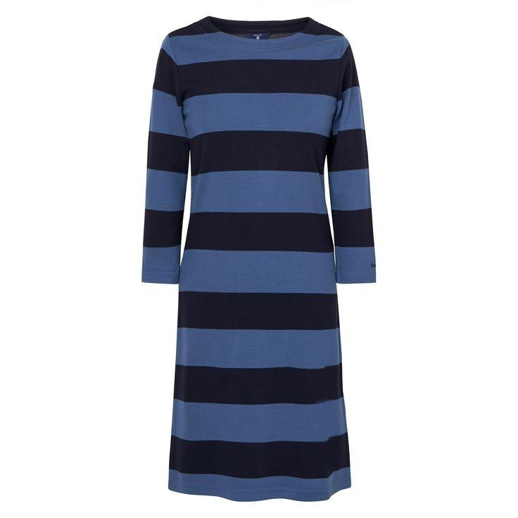 GANT Damen Sailor Kleid (XS) Blau Jetzt bestellen unter: https://mode.ladendirekt.de/damen/bekleidung/kleider/sonstige-kleider/?uid=35927fdf-2e16-500e-941e-1616d0767569&utm_source=pinterest&utm_medium=pin&utm_campaign=boards #sonstigekleider #kleider #bekleidung #women