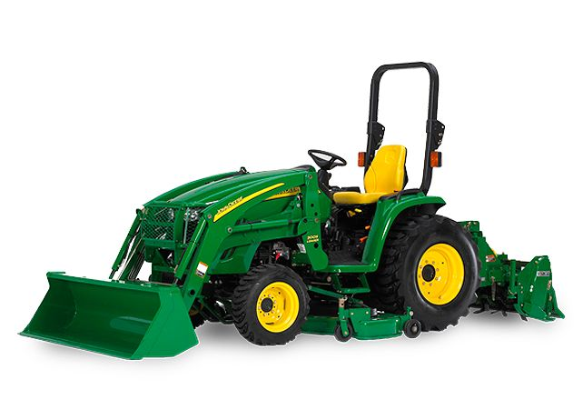 25 Best Ideas About John Deere Compact Tractors On