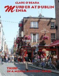 Third in the Mensa Mystery series. Murder mystery set in in Dublin featuring a Mensan female amateur sleuth.