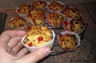 Pizza Muffins - A great snack for parties, Superbowl or other