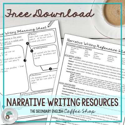 Best  Teaching Narrative Writing Ideas On Pinterest  Narrative  Helpful Hints And Tricks For Middle And High School Teachers To Teach  Students How To Write