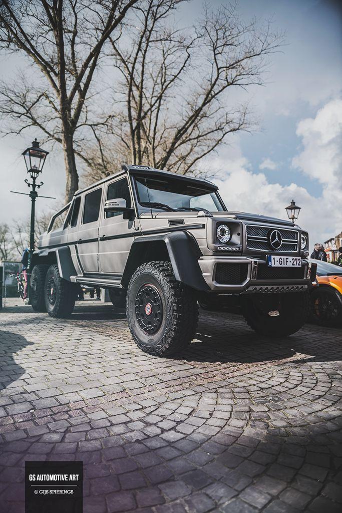 Mercedes G63 ///AMG 6x6