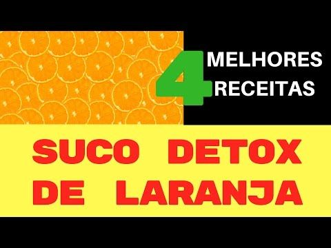 Receitas de Suco Detox de Laranja - 4 Melhores Receitas para Você Desintoxicar e Emagrecer com Saúde - YouTube