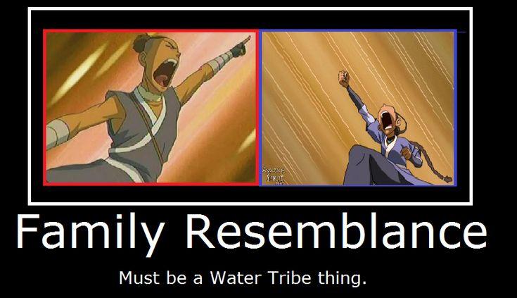 Avatar- Family Resemblance by MasterOf4Elements.deviantart.com