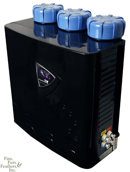 AquaticLife™ Four Stage RO/DI Professional Water Purification System from MarineDepot.com -  These RO Units remove harmful substances such as heavy metal ions and total dissolved solids from tap water. $209.99 #fish #aquariums