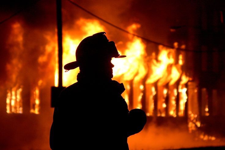 fire fighters | Firefighters make American towns safe, www.greatamericanthings.net