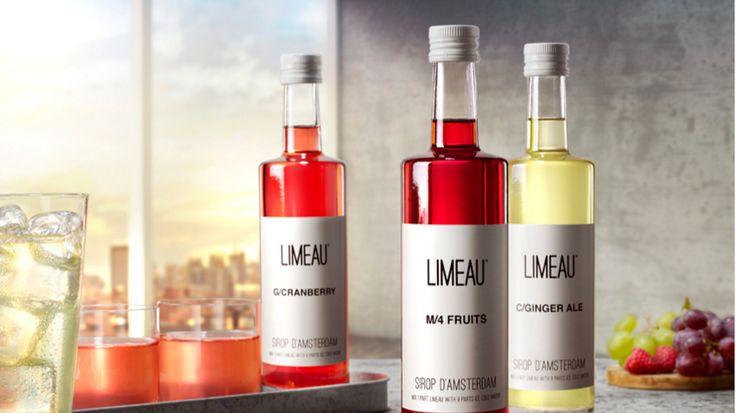 Dit vind ik dus echt fantastisch. De naam, het ontwerp van de fles en het etiket, het product op zich. Het is strak, een tikje chique, en grappig vanwege de ´eau´ ipv de ´o´. Onwijs goed over nagedacht. Ook leuk dat het Amsterdams is.