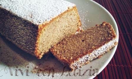 Ricetta #7: Plumcake alle due farine - Cucina gustosa di una vegetariana mancata