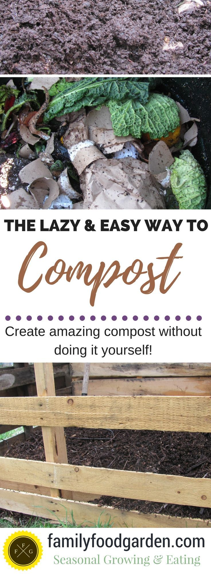 Learn How To Make Amazing Compost Without Doing It Yourself