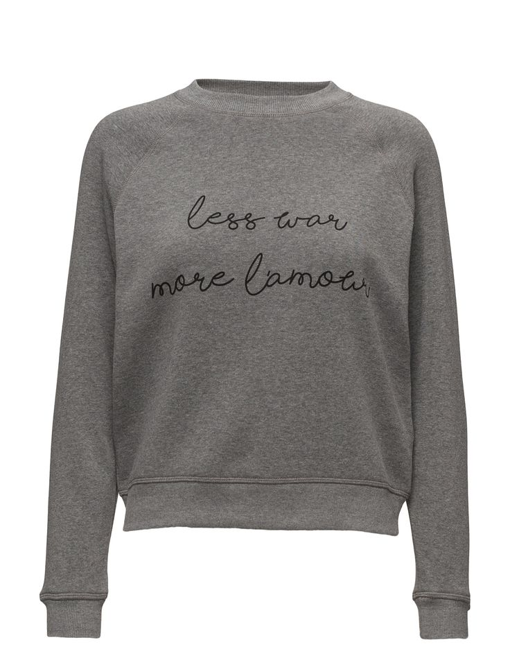 Rebecca Minkoff Crewneck Sweatshirt Less
