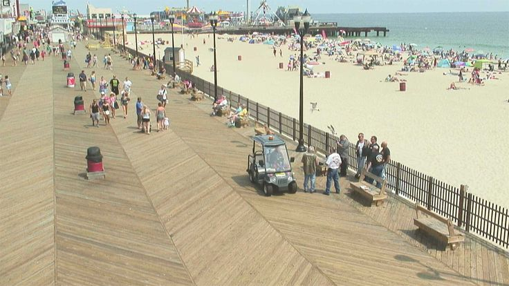 EarthCam - Seaside Heights Cam