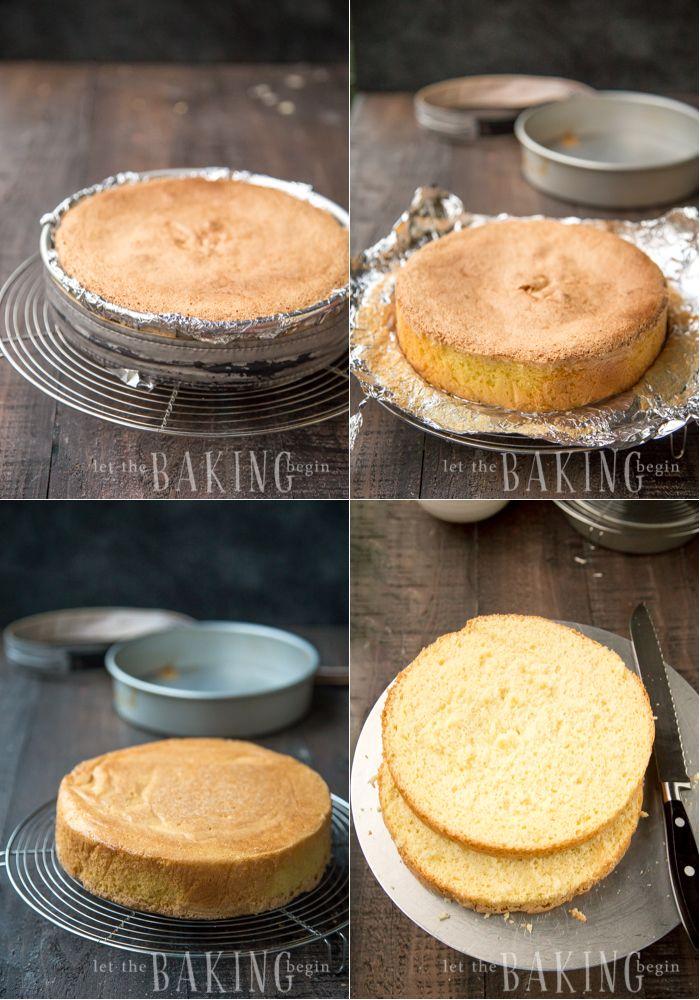 3 Ingredient Sponge Cake Biskvit Easy Foolproof Recipe For A