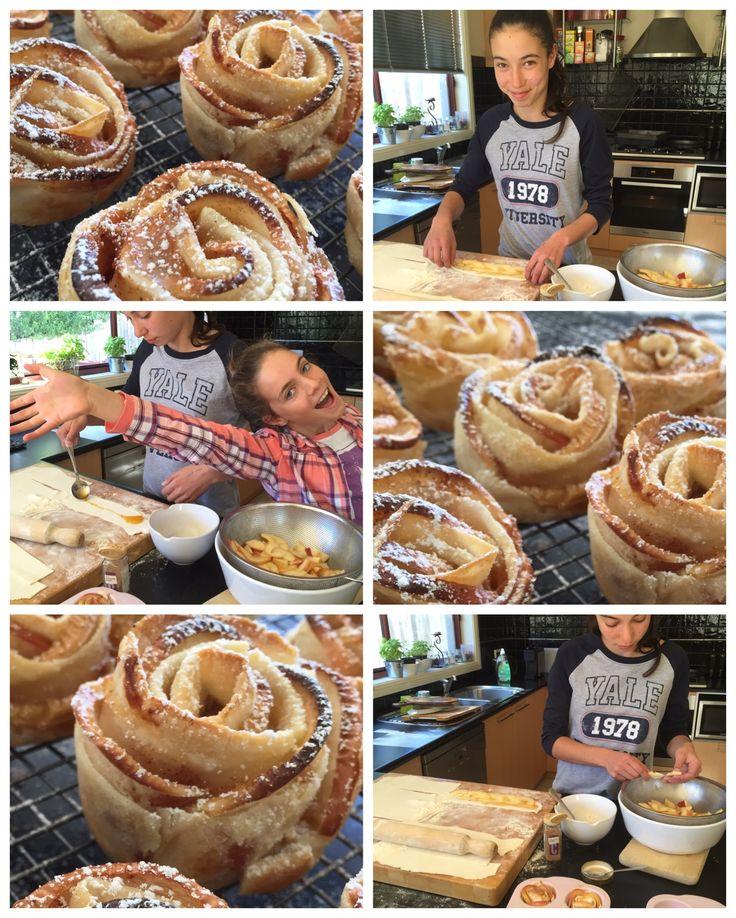 Sienna baking