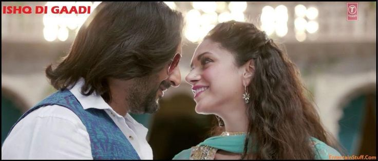 Watch New HD Video of Ishq Di Gaadi Song from The Legend of Michael Mishra Movie