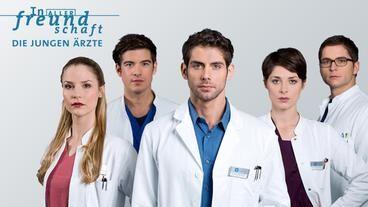 In aller Freundschaft - die jungen Ärzte, Serie auf ARD immer donnerstags um 18:50 - oder online gucken